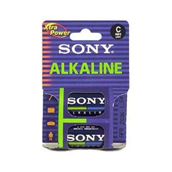 Sony alcalina lr14