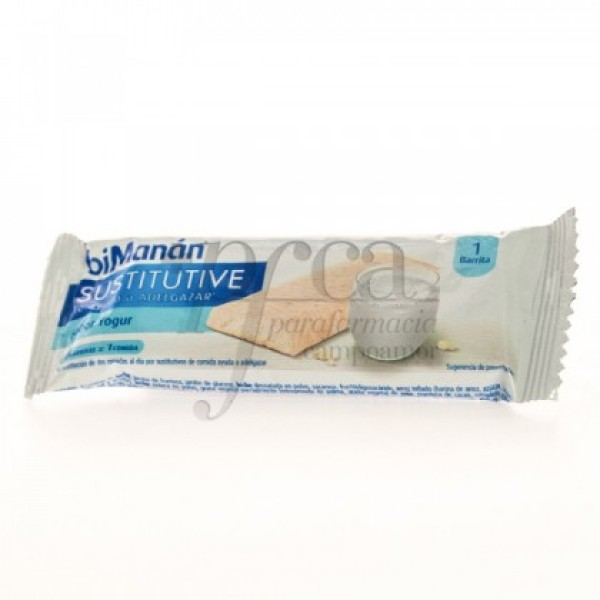 BIMANAN SUSTITUTIVE 1 BARRITA 40G YOGURT