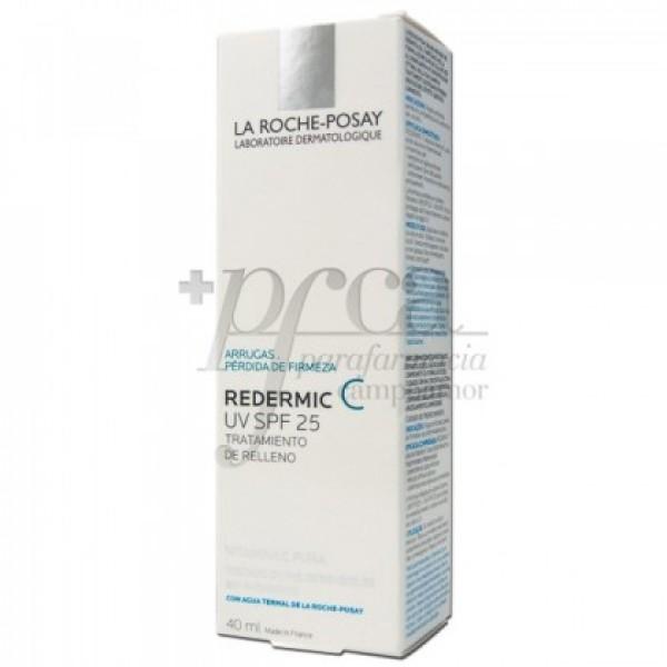 LA ROCHE POSAY REDERMIC C UV SPF25 40ML
