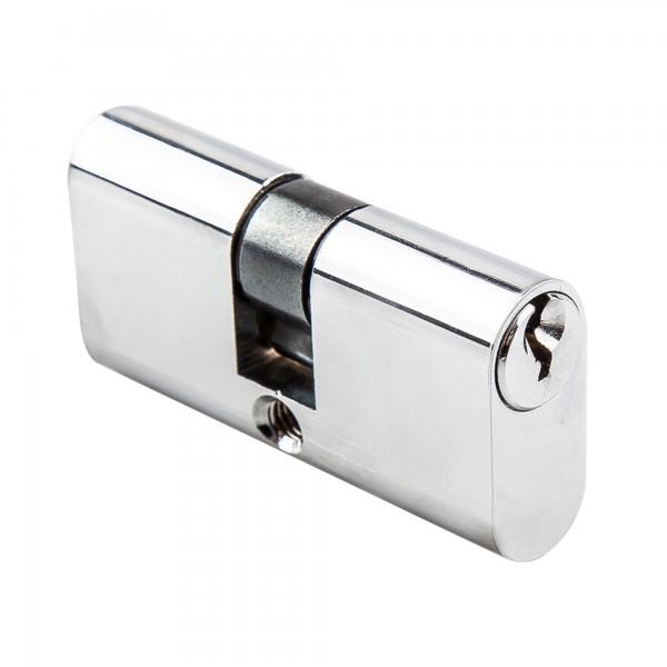 Cilindro ovalado niquel 27x27  handlock