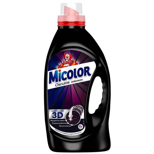 Micolor gel negro 23 lavados