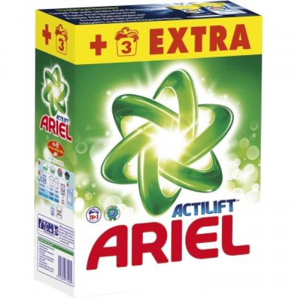 Ariel actilif detergente polvo 28+3