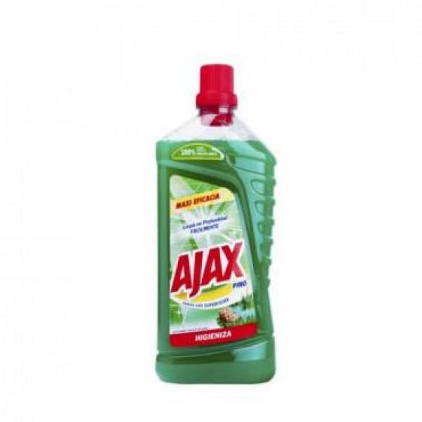 Ajax pino higieniza limpia hogar multisuperficies 1l