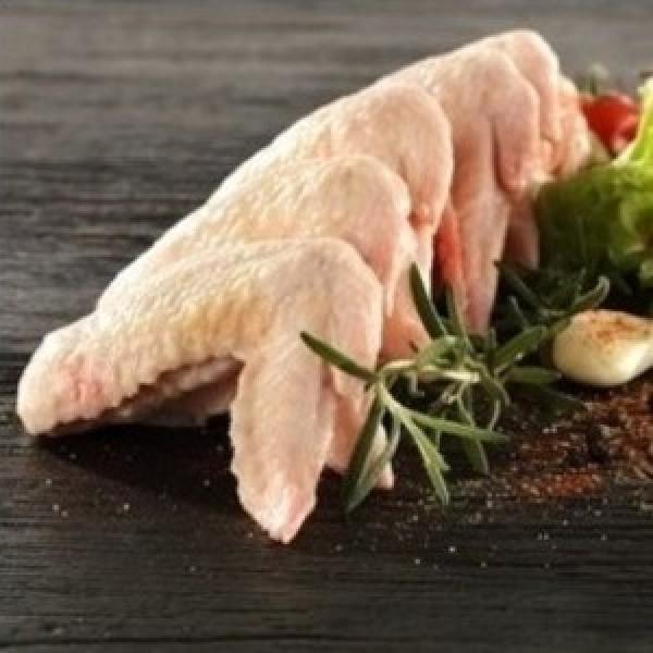 Alas de pollo producción ecológica cat a (vacío 0,5 kg. aprox.)