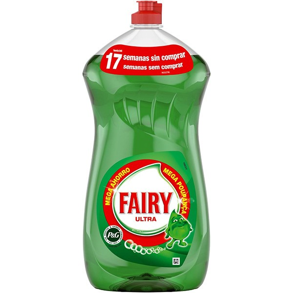 Fairy lavavajillas ultra 1190ml