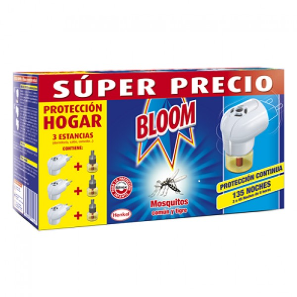 Bloom electrico pack ahorro 135 noches