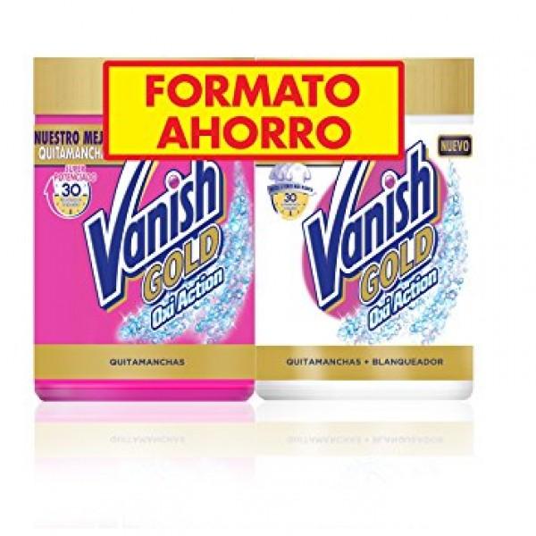 Vanish gold oxi action formato ahorro  2 x 470 g