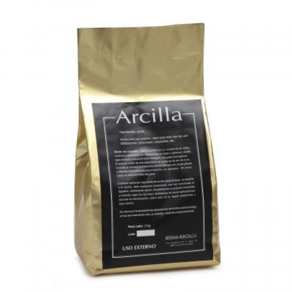 Arcilla m.h. (bolsa) 2kg
