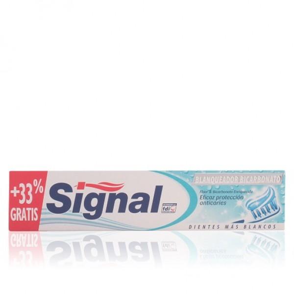 Signal blanqueador bicarbonato 75 ml + 33 gratis