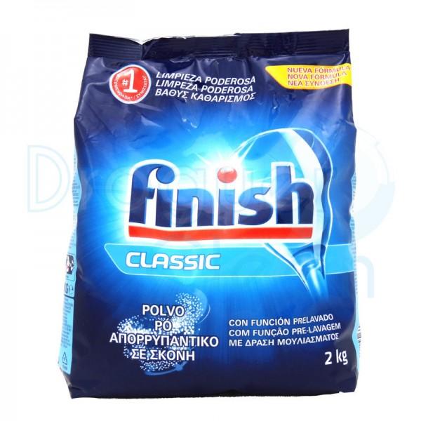 Finish clasico detergente 2000 gr eco - rec