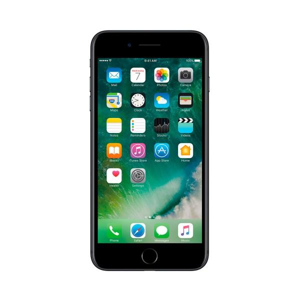 Apple iphone 7 128gb negro móvil 4g 4.7'' ips/4core/128gb/2gb ram/12mp ois/7mp