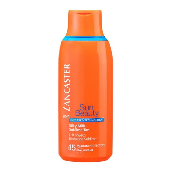 Lancaster sun beauty melting taning milk spf15 400ml