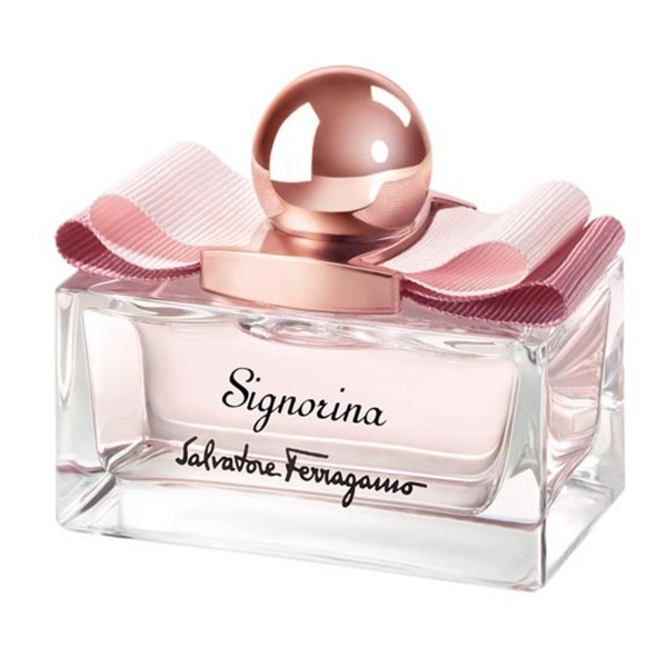 Salvatore ferragamo signorina eau de parfum 50ml vaporizador