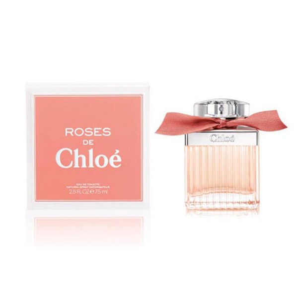 Chloe roses eau de toilette 75ml vaporizador