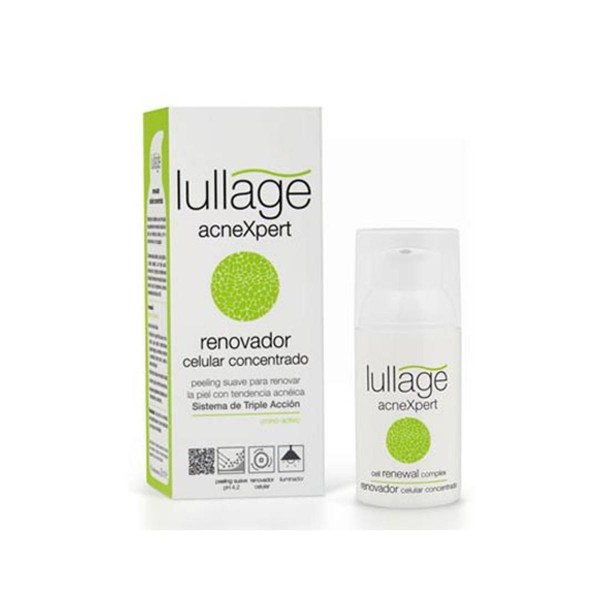 Lullage acne expert cell renewal complex 30ml