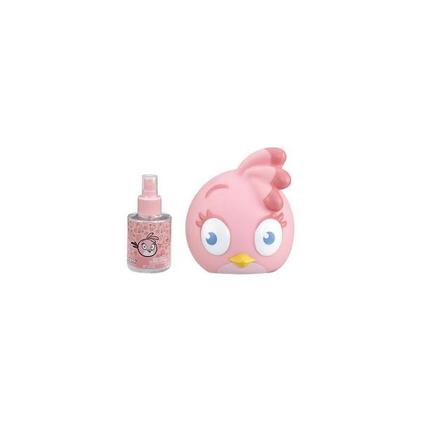 Angry birds stella eau de toilette 100ml + figura 3d vaporizador
