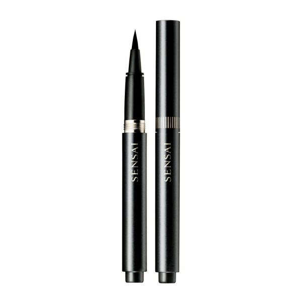 Kanebo sensai colours liquid eyeliner le01 black