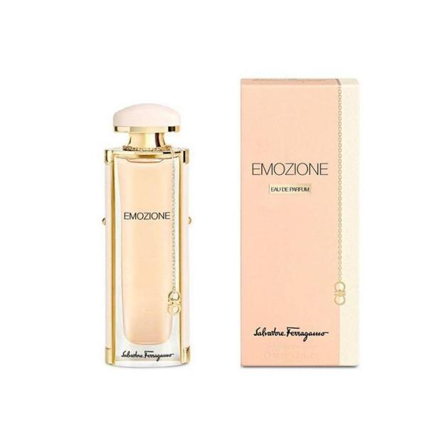 Emozione salvatore ferragamo eau de parfum 92ml vaporizador