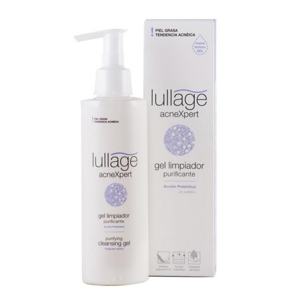 Lullage acnexpert gel limpiador purificante 200ml