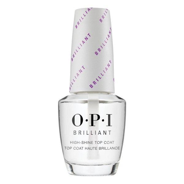 Opi nail top coat haute brilliant ntt37