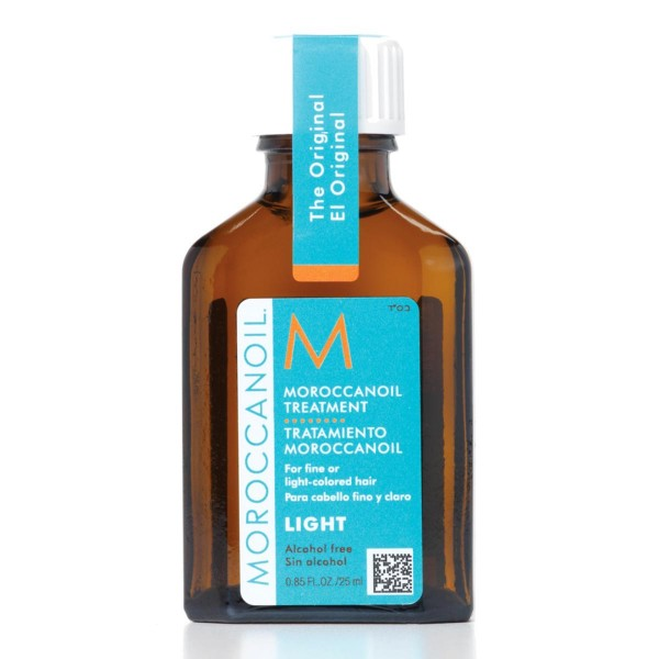 Moroccanoil light oil tratamiento 100ml