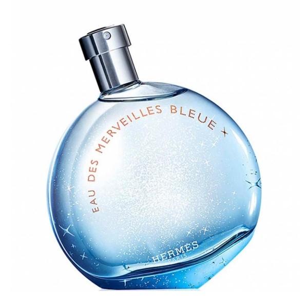 Hermes paris eau des merveilles bleue eau de toilette 100ml vaporizador