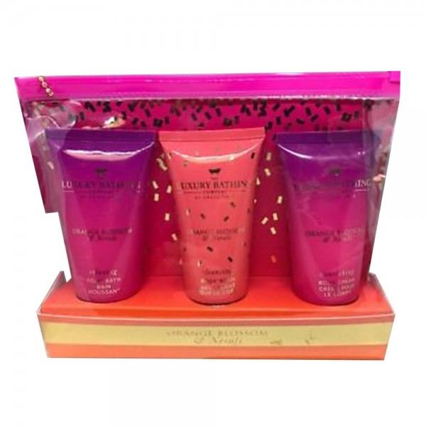 Grace cole orange blossom&neroli espuma 50ml + gel 50ml + crema corporal 50ml