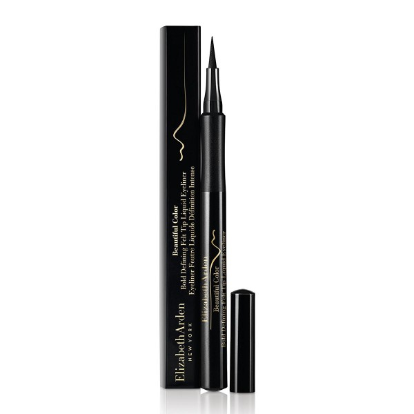 Elizabeth arden beautiful color liquid eyeliner seriously black