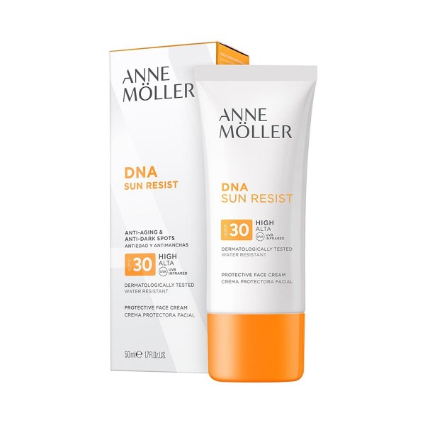 Anne moller dna sun resist spf30 crema 50ml