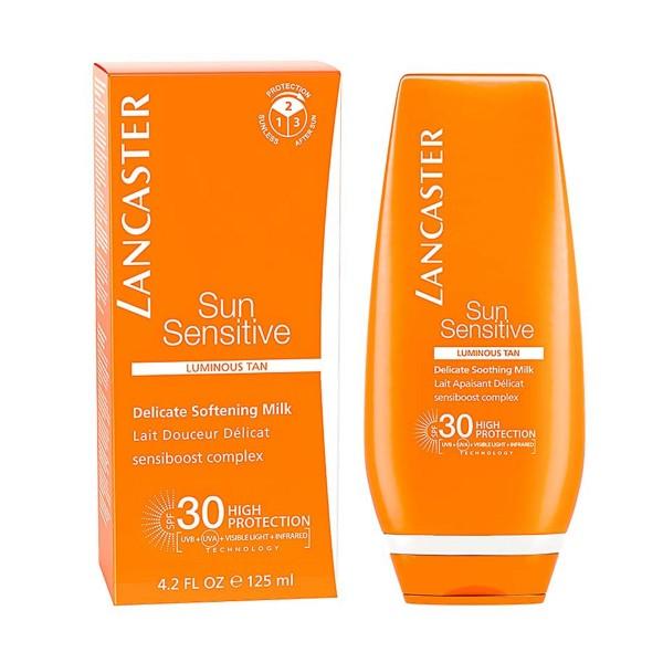 Lancaster sun sensitive leche corporal spf30 125ml