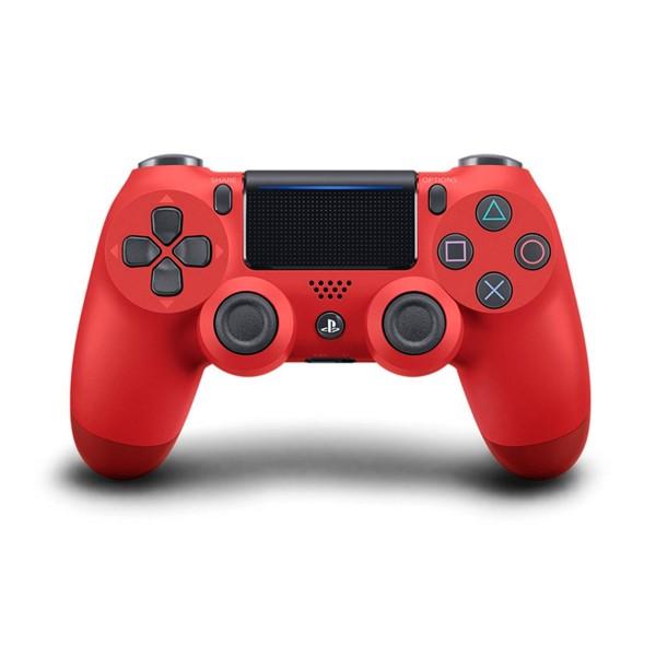 Sony dualshock ps4 2016 rojo mando inalámbrico ps4