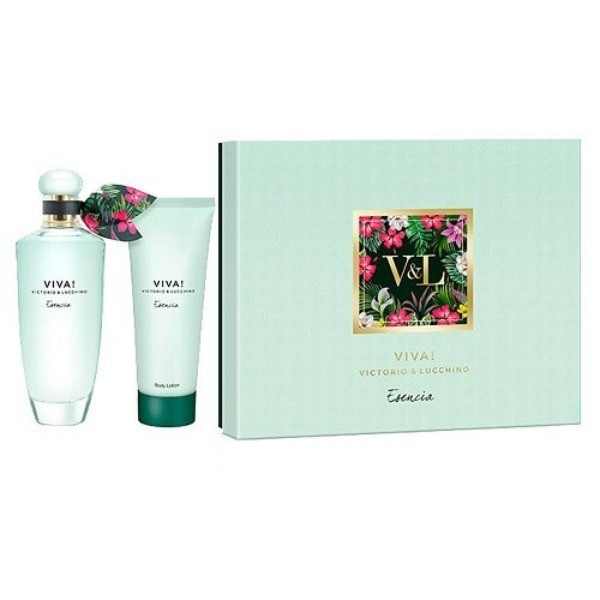Victorio & Lucchino Esencia  Set  EDT 100 ml + Body Lotion 75 ml