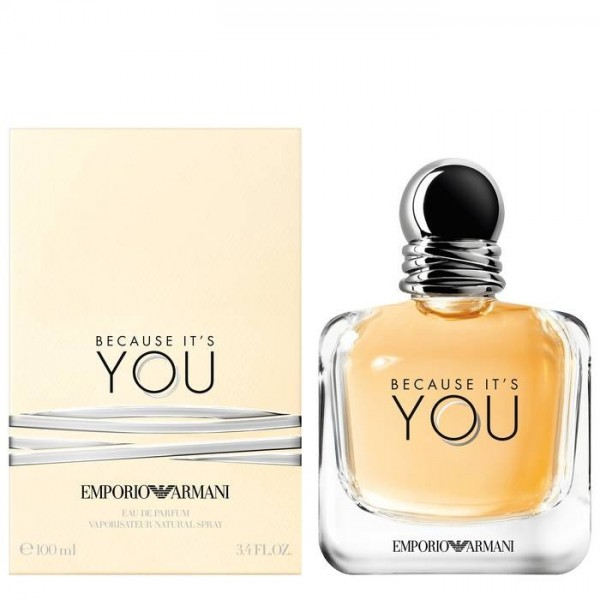 Giorgio armani because you gel 200ml