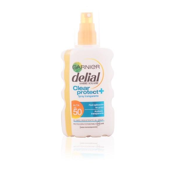 Delial  protección solar Clear Protect  SPF 50 200 ml
