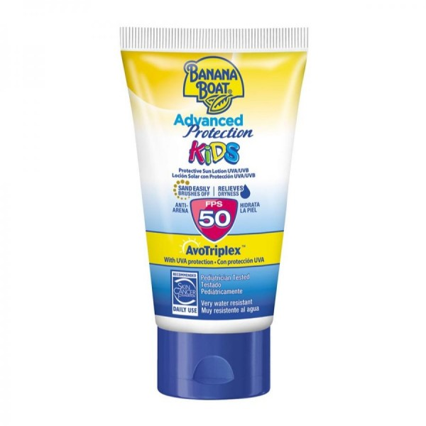 Hawaiian tropic baby sun lotion advances protection spf50 60ml