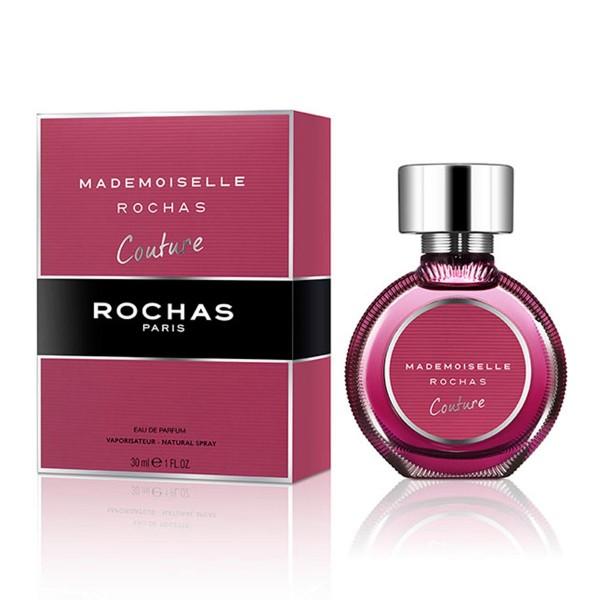 Rochas mademoiselle couture eau de parfum 30ml vaporizador