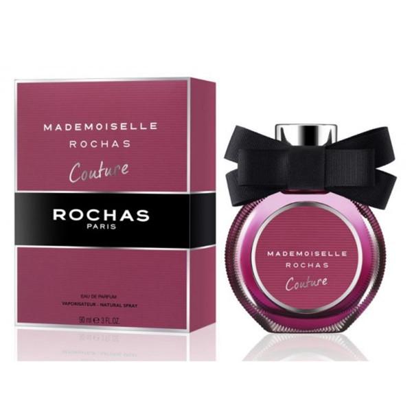 Rochas mademoiselle couture eau de parfum 50ml vaporizador
