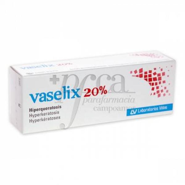 VASELIX 20% HIPERQUERATOSIS 15 ML