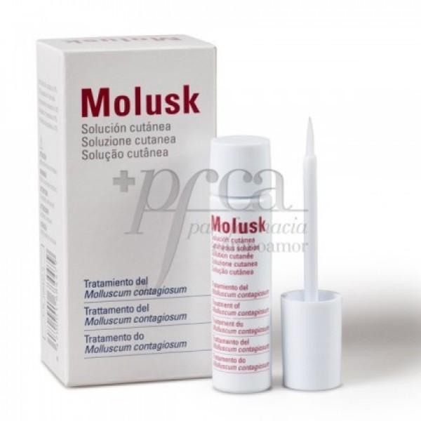 MOLUSK SOLUCION CUTANEA 3 GR