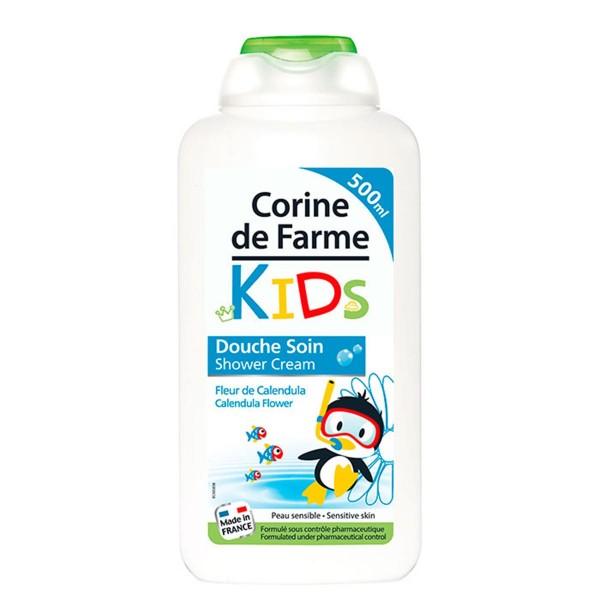 Corine de farme kids shower cream fleur de calendula 500ml