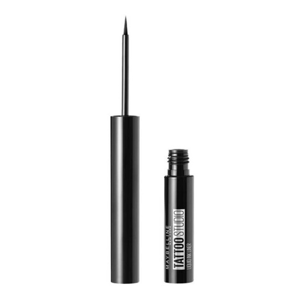 Maybelline tattoo studio liquid ink eyeliner 720 inked black 1un