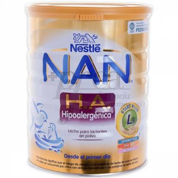 NAN H.A. HIPOALERGENICA 0M+ 800 G